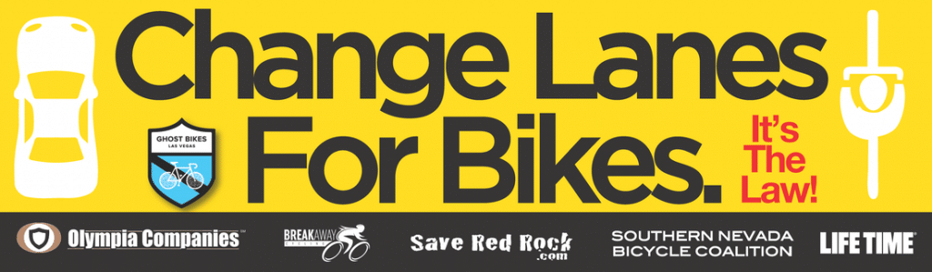 Change Lanes for Bikes